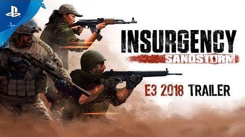 Insurgency Sandstorm – E3 2018 Trailer PS4