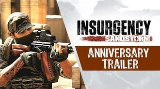 Insurgency Sandstorm - 1 Year Anniversary Trailer FreeWeek