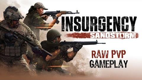 Insurgency Sandstorm Raw PvP Gameplay