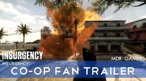 Insurgency Co-Op Gameplay Fan Trailer