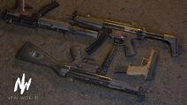 IS CTE Weapons Render