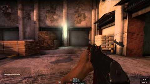 Insurgency - AKS 74U