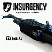 Insurgency Soundtrack Cover Art