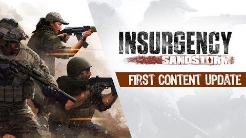 Insurgency Sandstorm - First Content Update Trailer