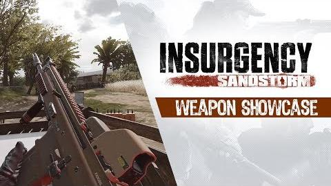 Insurgency Sandstorm - Weapon Showcase Mk 17 Mod