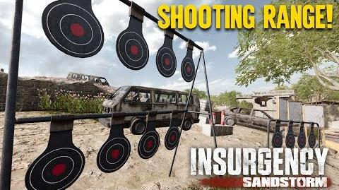 Introducing the Insurgency Sandstorm Firing Range