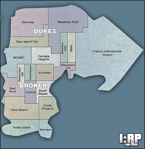 GeographyMap