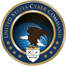 USCYBERCOM Logo