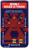 Tron Maze-a-Tron Overlay