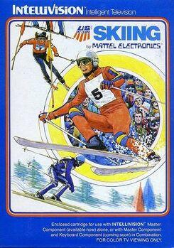 US Ski Team Skiing