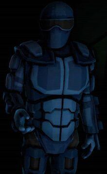 Battle Utility Suit