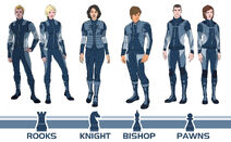 Uniforms of the Consortium