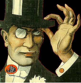 Arsène Lupin | Interesting Curios Wiki | Fandom