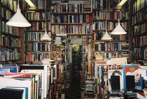 Morin bookstore