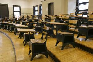 Shifting classroom