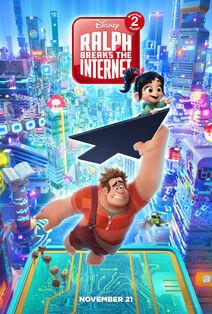 Disney's Ralph Breaks the Internet Poster