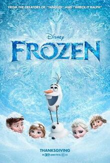Frozen (2013 film) poster