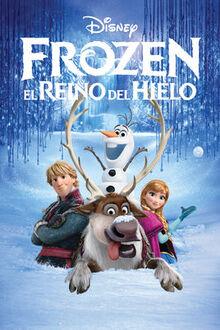 Frozen Castilian Spanish Poster 1