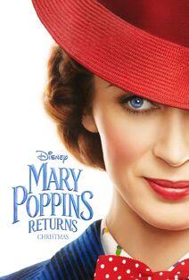 Disney's Mary Poppins Returns Teaser Poster