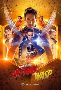 Ant-Man and the Wasp Poster 3