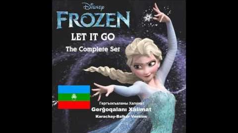 -DVD Quality- Frozen-Karachay-Balkar