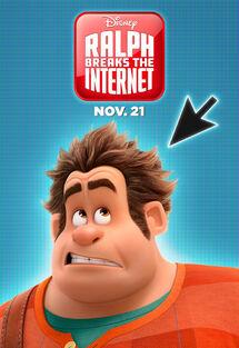 Disney's Ralph Breaks the Internet Poster 5