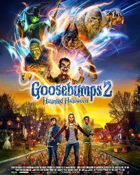 Goosebumps 2 Haunted Halloween Poster 2