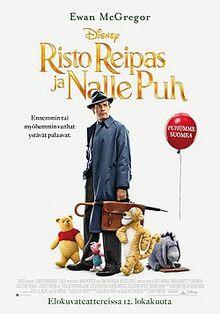 Disney's Christopher Robin Finnish Poster