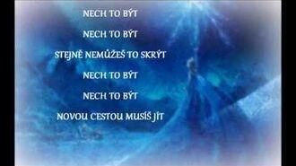 Let it go Czech - Nech to být