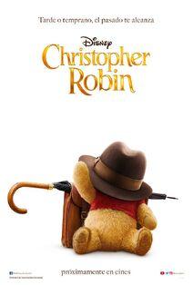 Disney's Christopher Robin European Spanish Teaser Poster