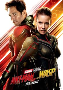 Ant-Man and the Wasp Latin American Spanish Poster