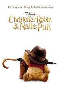 Disney's Christopher Robin Swedish Teaser Poster