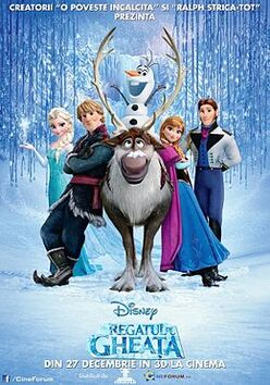 Frozen-romanian