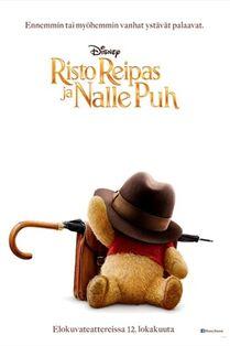 Disney's Christopher Robin Finnish Teaser Poster