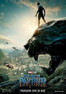 Marvel Studios' Black Panther German Teaser Poster