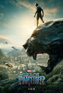 Marvel Studios' Black Panther Teaser Poster 2