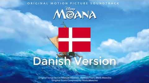 Clara Rugaard-Larsen - How Far I'll Go (Hvor langt min verden når)- Danish