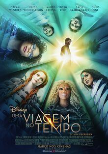 Disney's A Wrinkle in Time 2018 European Portuguese Poster