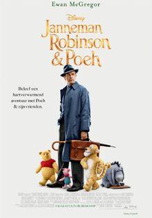 Disney's Christopher Robin Dutch Poster