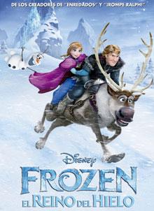Frozen Castilian Spanish Poster 2