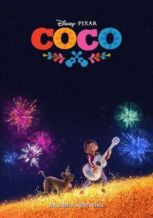 Pixar's Coco Spanish Poster 5