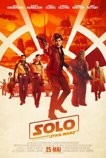 Solo A Star Wars Story Canadian French Poster