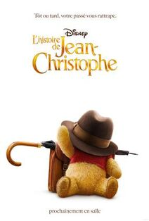 Disney's Christopher Robin Canadian French Teaser Poster