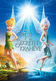 Disney's Tinker Bell and the Secret of the Wings Albanian Poster