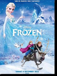 Frozen Flemish poster