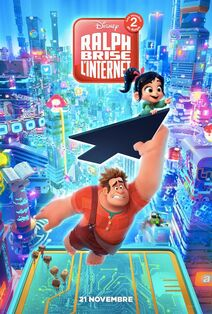 Disney's Ralph Breaks the Internet Canadian French Poster