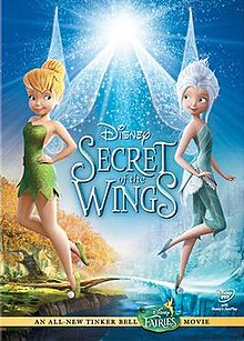 Disney's Tinker Bell and the Secret of the Wings Poster