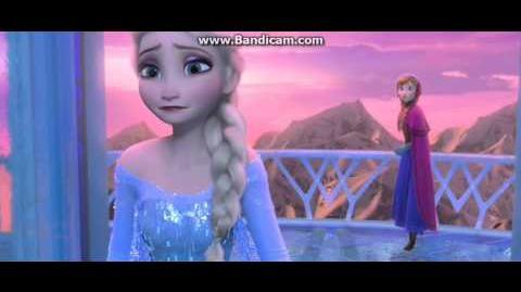 ملكة الثلج - ملكة الثلج - لأول يوم بعمري (Reprise)