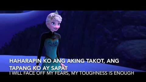 Frozen-Tagalog USTV