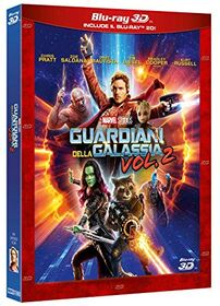 Marvel Studios' Guardians of the Galaxy Vol. 2 Italian Blu-Ray 3D Poster